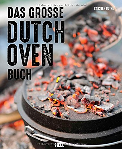Preisvergleich Produktbild Das große Dutch Oven Buch
