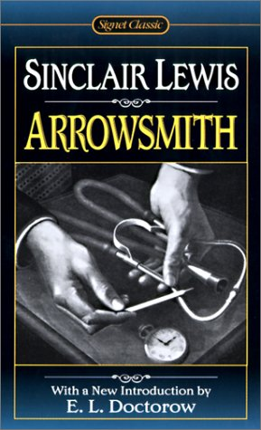 Book cover for Arrowsmith