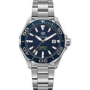 TAG Heuer Aquaracer Herren-Armbanduhr 43mm Automatik WAY201B.BA0927