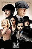 Close Up Peaky Blinders Poster Cast Gangs of Birmingham
