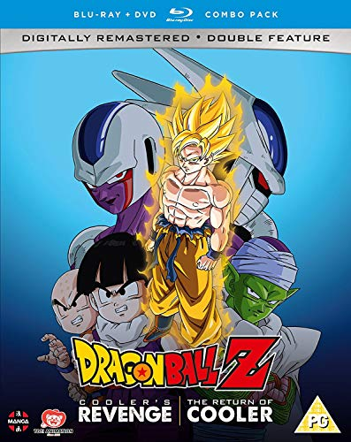 Dragon Ball Z Movie Collection Three: Cooler's Revenge/Return of Cooler - DVD/Blu-ray Combo [UK Import]