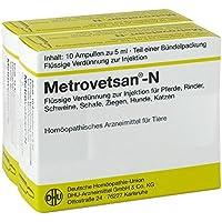 metrovetsan n injektionslösung vet. 2X10X5 ml preisvergleich bei billige-tabletten.eu