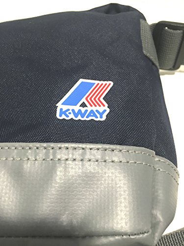 Borsello Tracolla Uomo Donna K-Way k-Teen Small Ammo Men Woman K8110 navy