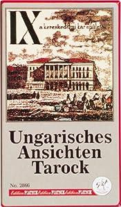 Piatnik 2866 - Cartas del tarot (edición de Hungría) Importado de Alemania