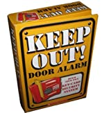 Keep Out! Door Alarm: Build Your Own Key-Card Security System!