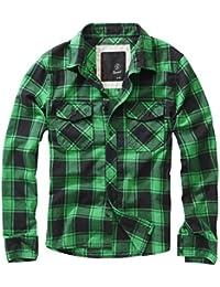 Brandit Check Shirt Herren Flanell Hemd