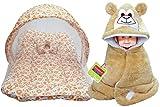 Best Toddler Carriers - BRANDONN NEWBORN Premium Combo Of Toddler Mattress/ ba Review