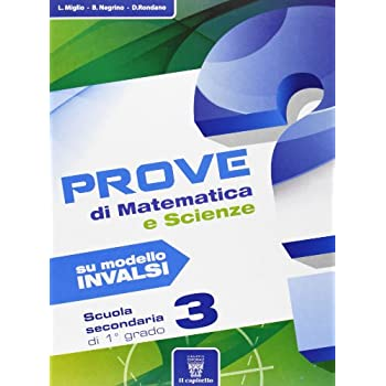Prove Di Matematica-Scienze 3Media
