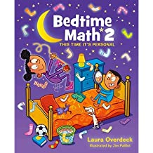 Bedtime Math 2: This Time It's Personal (Hardback) - Common