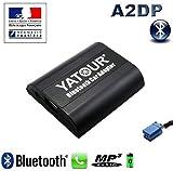 Yatour - Satz Hände frei Bluetooth Telefonie & Streaming Audio für Renault (8-Pin) - Clio, Kangoo, megane, scenic, Laguna, Espace, Trafic, twingo, Modus