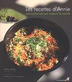 Les recettes d'Annie