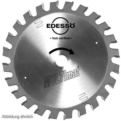 Edessö 46124030 HM-Kreissägeblatt Präzision-Super WZ 2/7/42 HW 240x2,8/1,8x30 Z=42 SWZ, Silber