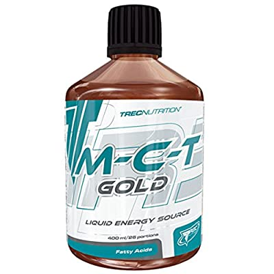 Trec Nutrition MCT Oil Improve endurance during exercise from Trec Nutrition