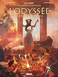 L\'Odyssée, tome 2 : Circé la magicienne par Clotilde Bruneau