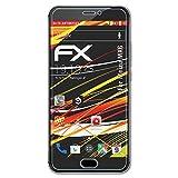 atFolix Schutzfolie kompatibel mit Meizu MX6 Bildschirmschutzfolie, HD-Entspiegelung FX Folie (3X)