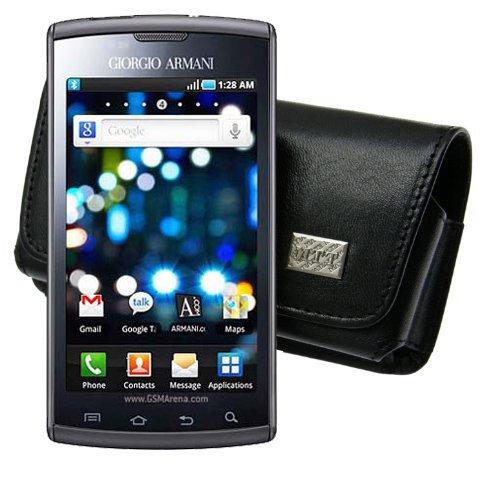Original MTT Quertasche fuer / Samsung Galaxy S GT-i9010 Gio. Arm. / Horizontal Tasche Ledertasche Handytasche Etui mit Clip und Sicherheitsschlaufe*
