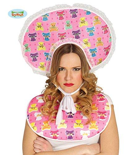 Kostüm Fee Lila Kleinkind (rosa blau Baby Set für Erwachsene Karneval Fasching JGA Party lustig süß pink)