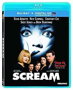 Scream  [1996] [US Import] [Blu-ray] [Region A]