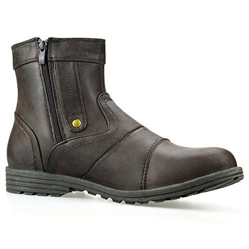 mens-biker-boot-brown-new-military-army-ankle-cowboy-boots-size-6-7-8-9-10-11-12-8-uk-42-eu-brown