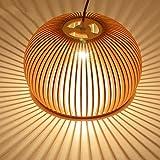 Oudan Lustre Lustre Kreative Persönlichkeit des Sägens in einzigartigen Holzlampen von Esszimmer Lounge Bar Restaurant Kronleuchter Lampen (Farbe : -, Größe : -)