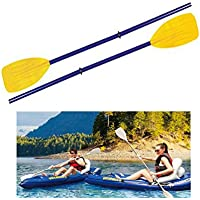 FiNeWaY NEW SET OF 2 X 3FT OARS BOAT DINGHY CANOE RAFT KAYAK PADDLES RAFTING 94CM