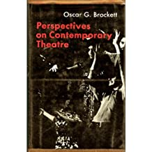 Perspectives on Contemporary Theatre