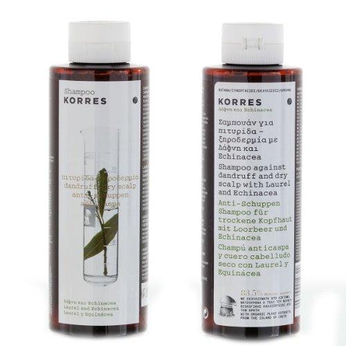laurel-equinacea-champu-contra-la-caspa-y-seco-cuero-cabelludo-250ml-korres