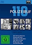 Polizeiruf 110 - Box 1: 1971-1972 [2 DVDs]