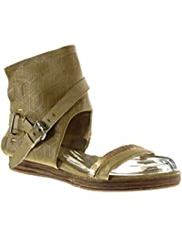 Zapatos Sandalias Marrón esBotines Mujer De Vestir Amazon 1JlFcTK