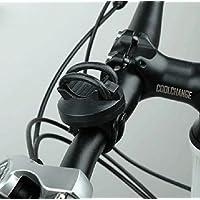 System-S–Supporto fissaggio luce per bicicletta torcia supporto rotabile di 360°