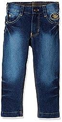 Seals Boys Trousers (AM8125_1_BLUE_10)