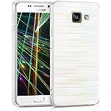 kwmobile Coque pour Samsung Galaxy A3 (2016) – En silicone TPU coque protectrice pour portables – Étui translucide en multicolore transparent