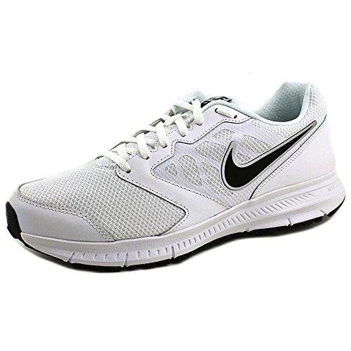 Nike Downshifter 6, Chaussures de Running Entrainement Homme Blanc et noir