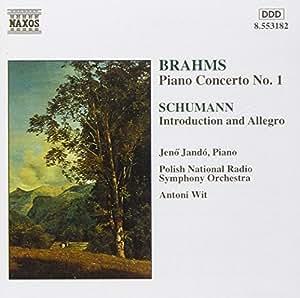 Brahms / Schumann: Klavierkonzert 1 Wit