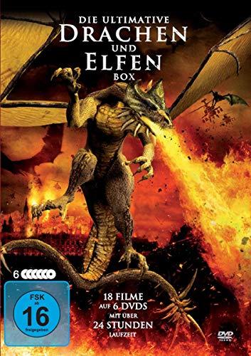 Die ultimative Drachen und Elfen Box [5 DVDs]
