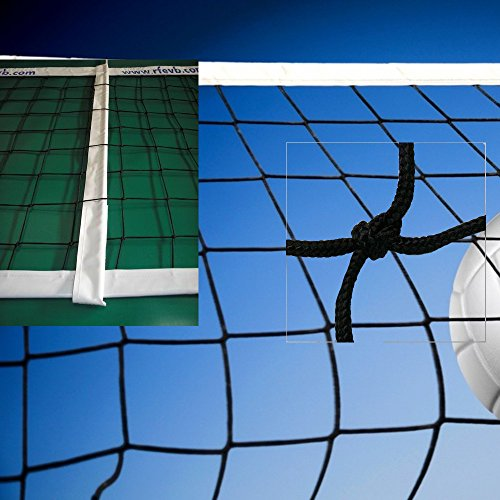Red de voleibol modelo guia . Nylon 3 mm ø