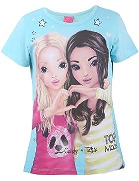 Top Model Mädchen T-Shirt Christy Talita 85010 Türkis