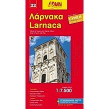 Larnaca 1 : 7 500