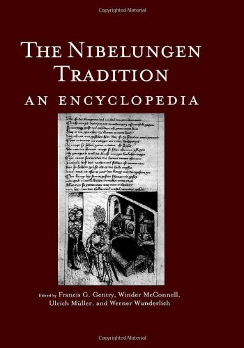 The Nibelungen Tradition: An Encyclopedia (Garland Reference Library of the Humanities) Continental Garland