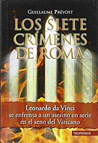 Siete crimenes de Roma, los par Guillaume Prevost