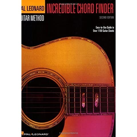 Incredible Chord Finder: A Complete Guide to 1116 Guitar Chords (1996-07-01)