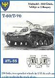 Friulmodel Atl55 1/35 Metal Track W/Driv...