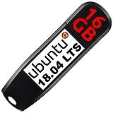 Ubuntu 18.04 LTS 64bit auf 16 GB USB 3.0 Stick Bild
