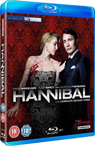51KB M%2B7T L - Hannibal: The Complete Season Three [Edizione: Regno Unito] [Reino Unido] [Blu-ray]