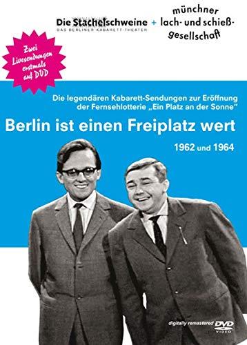 Ein Platz an der Sonne: Berlin ist einen Freiplatz wert (1962 & 1964) (2 DVDs)