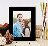 #4: Painting Mantra Art Street Table Photo Frame (5x7 Inches Photo Size, Black)