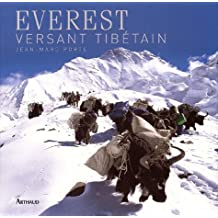 L'Everest, versant tibétain