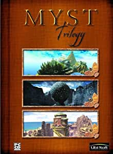 Myst Trilogy, Includes: Myst, Riven and Myst III-Exile.