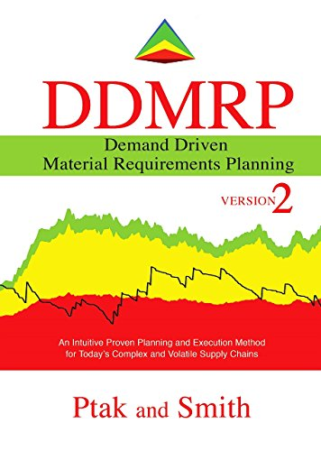 Demand Driven Material Requirements Planning (Ddmrp), Version 2 por Carol Ptak