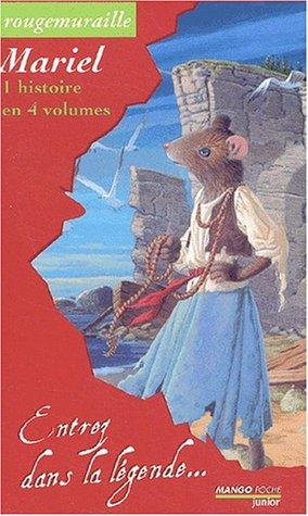 Mariel Coffret 4 volumes : Tome 1, La révolte de Tempête. : Tome 2, Kamoul le sauvage. Tome 3, La forêt hostile. Tome 4, A l'assaut de Terramort par Brian Jacques